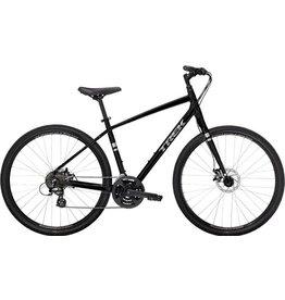 Trek Bike: 2021 Trek Verve 1 Disc  Black