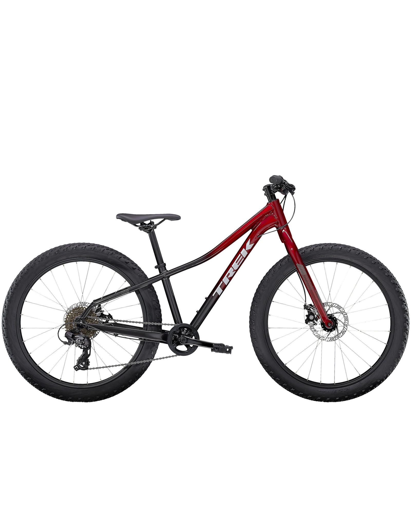 Trek Bike: 2021 Trek Roscoe 24 8 Speed Black