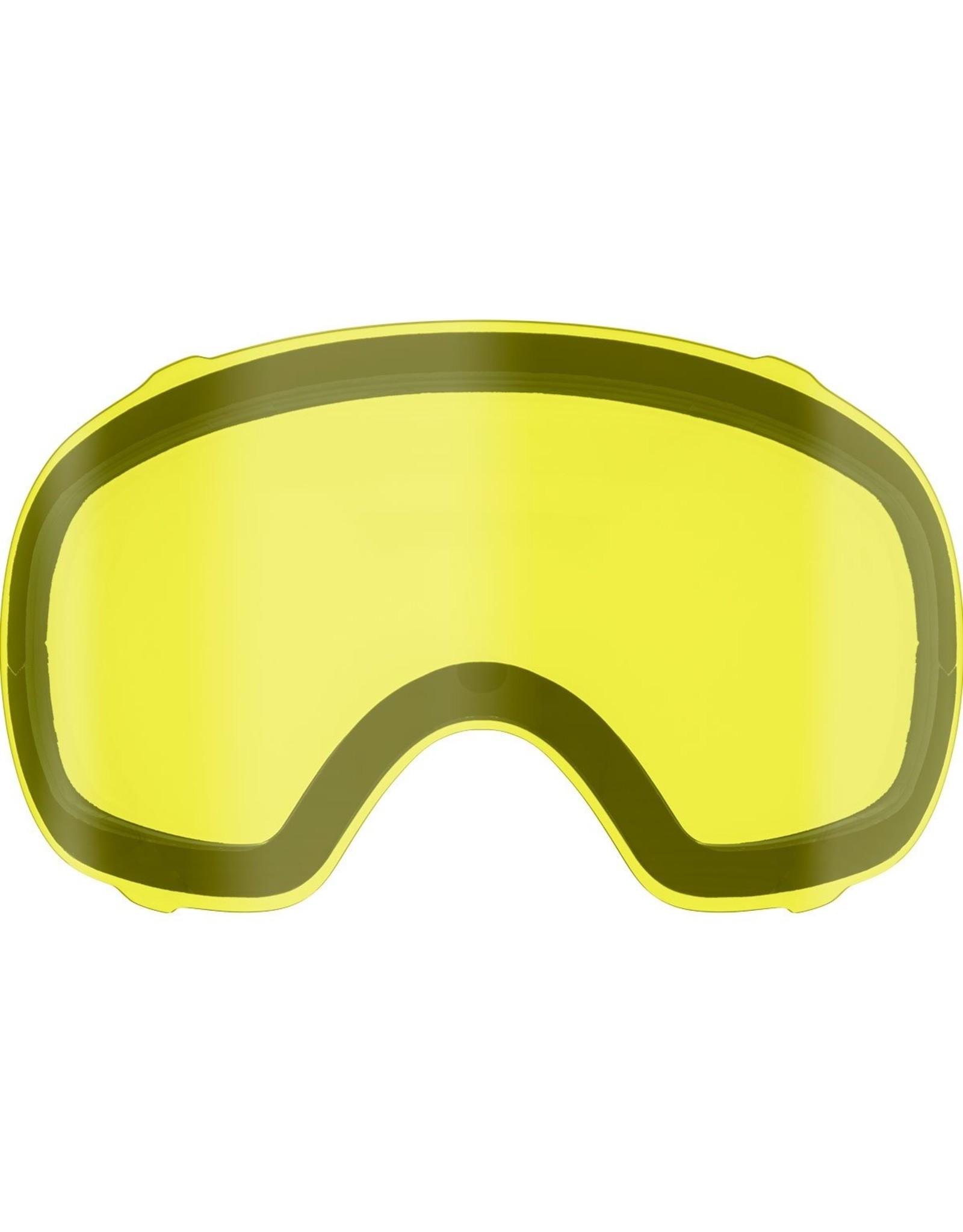 FXR Summit Goggle - Yellow Lens