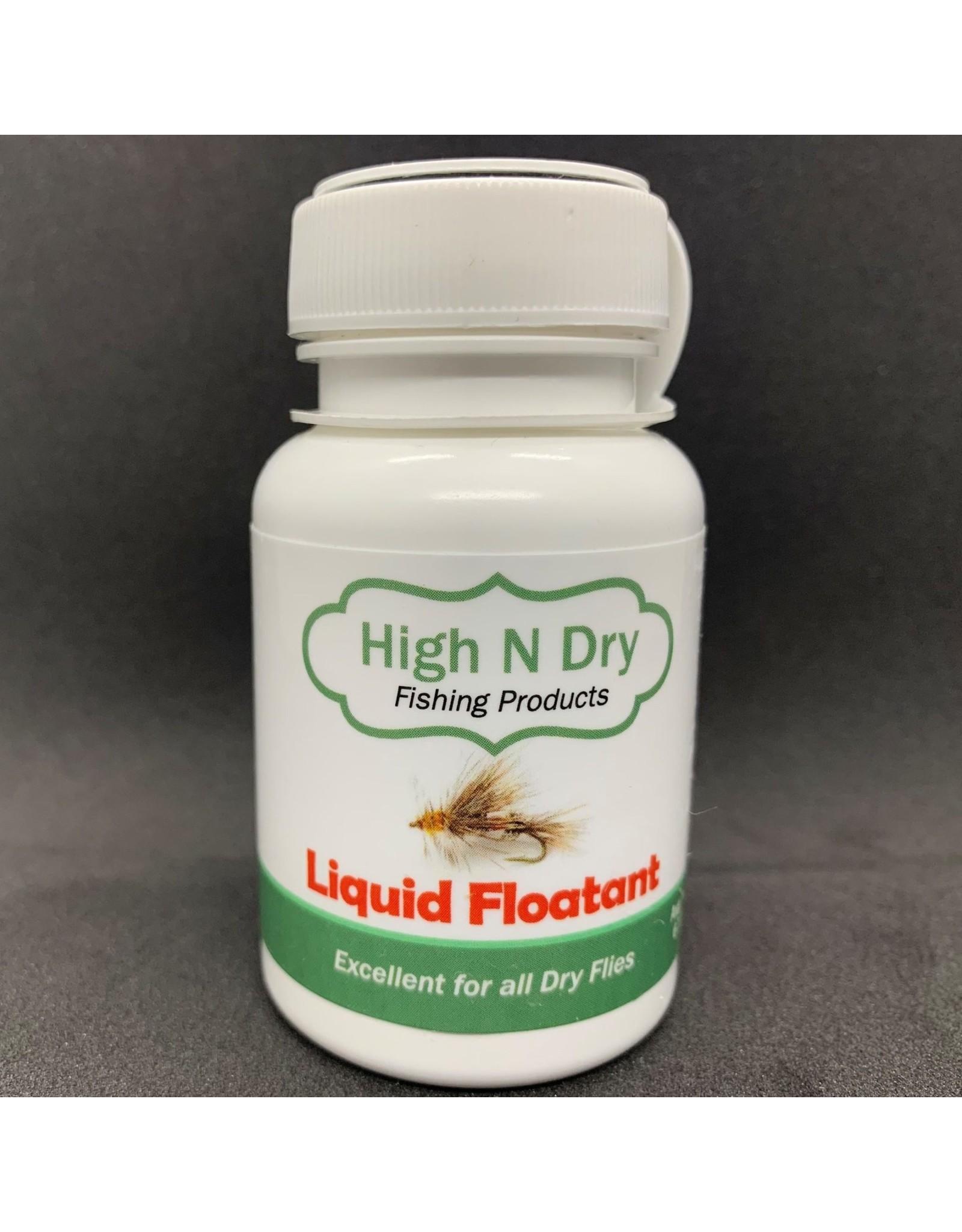 HIGH N DRY FISHING PRODUCTS HIGH N DRY LIQUID FLOATANT