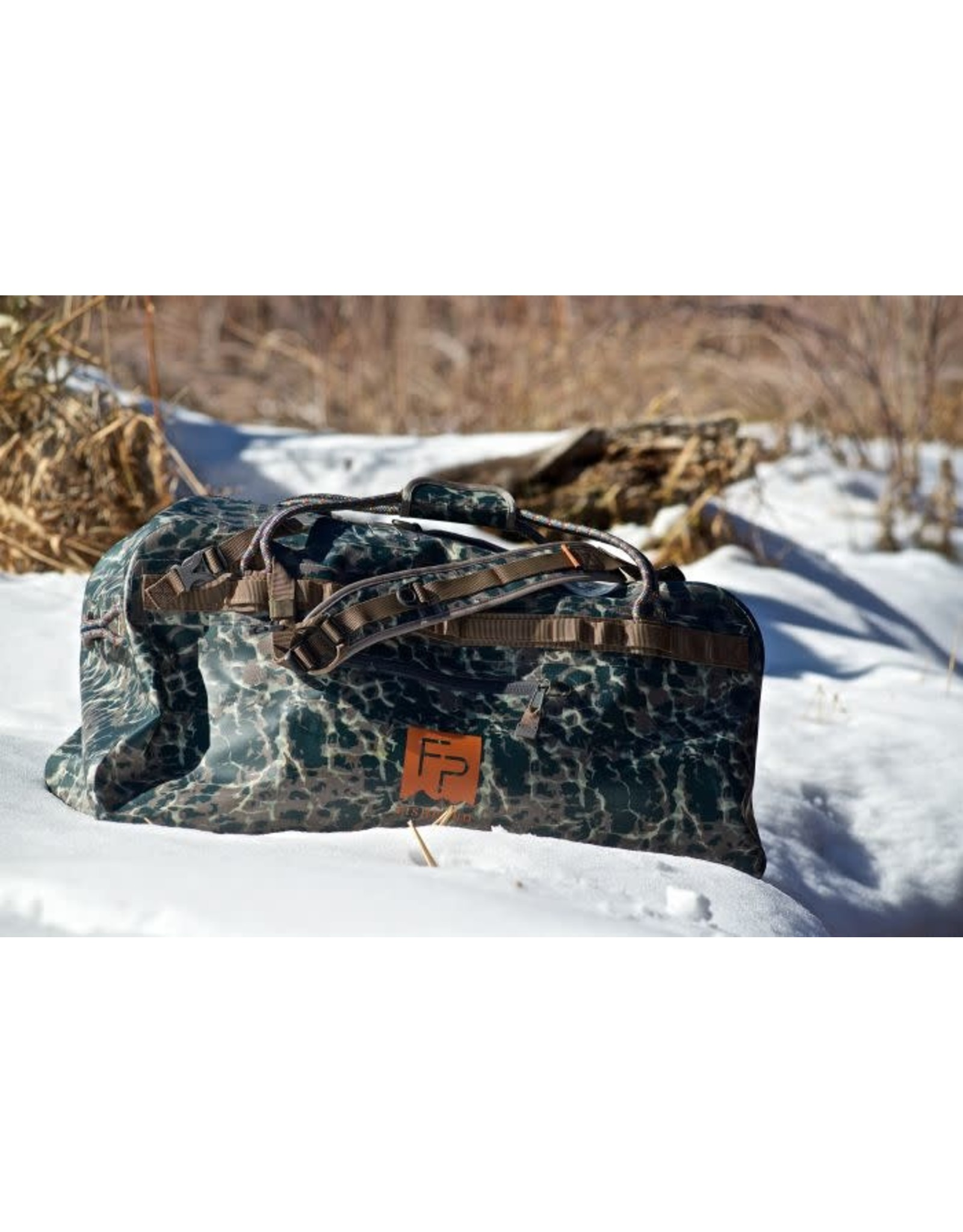 FISHPOND Fishpond Thunderhead Large Submersible Duffel - Riverbend Camo
