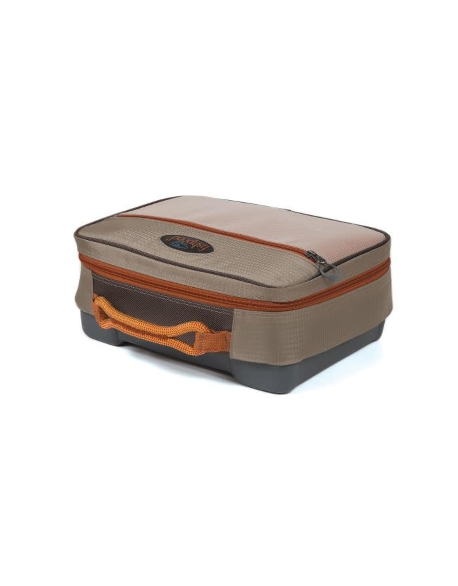 FISHPOND Fishpond Stowaway Reel Case - Granite