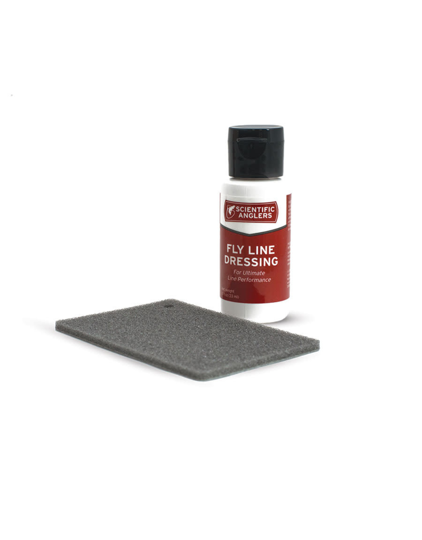 SCIENTIFIC ANGLERS Fly Line Dressing with pad