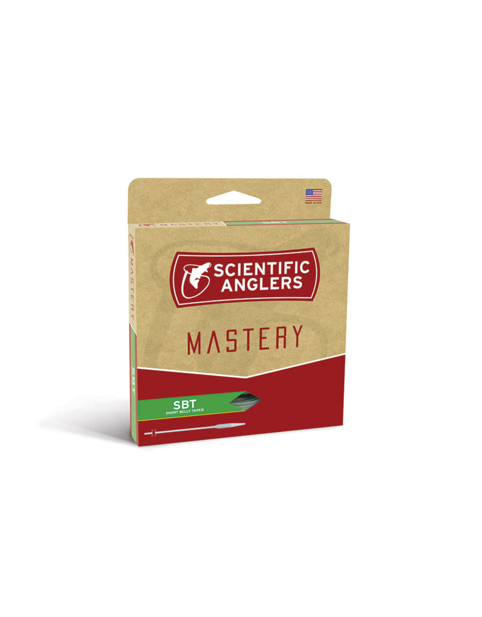 SCIENTIFIC ANGLERS Mastery SBT