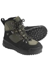 ORVIS Clearwater Boot with Vibram - Tan/Olive 12