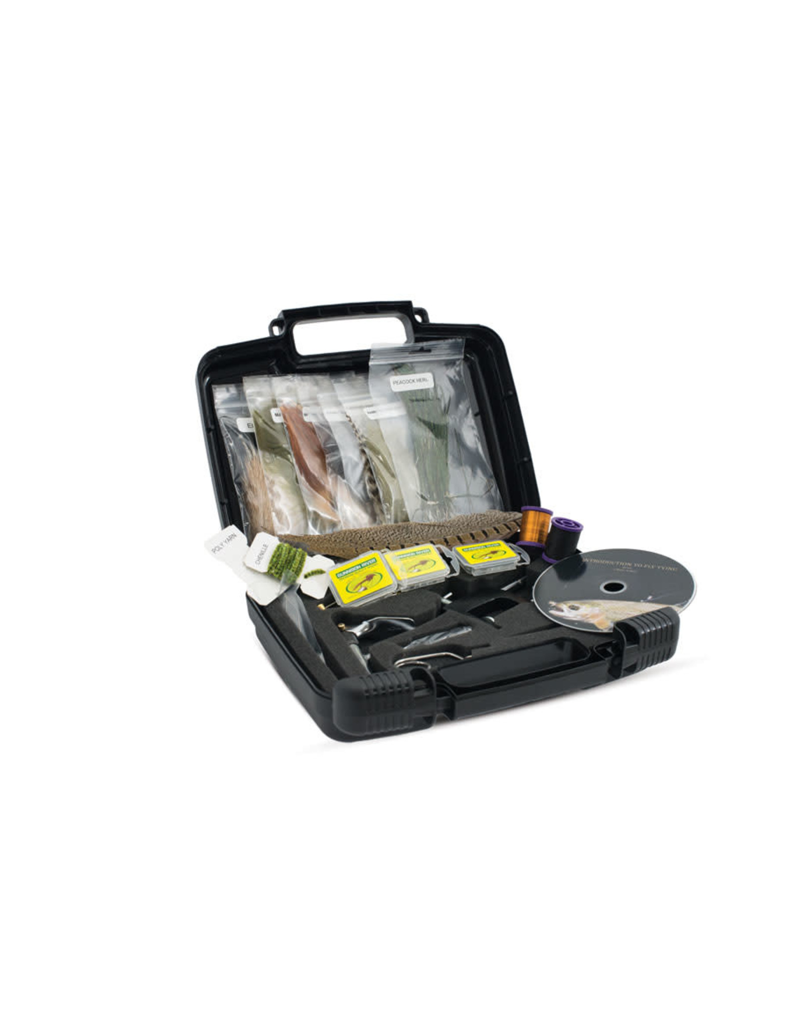 SCIENTIFIC ANGLERS Deluxe Fly-Tying Kit