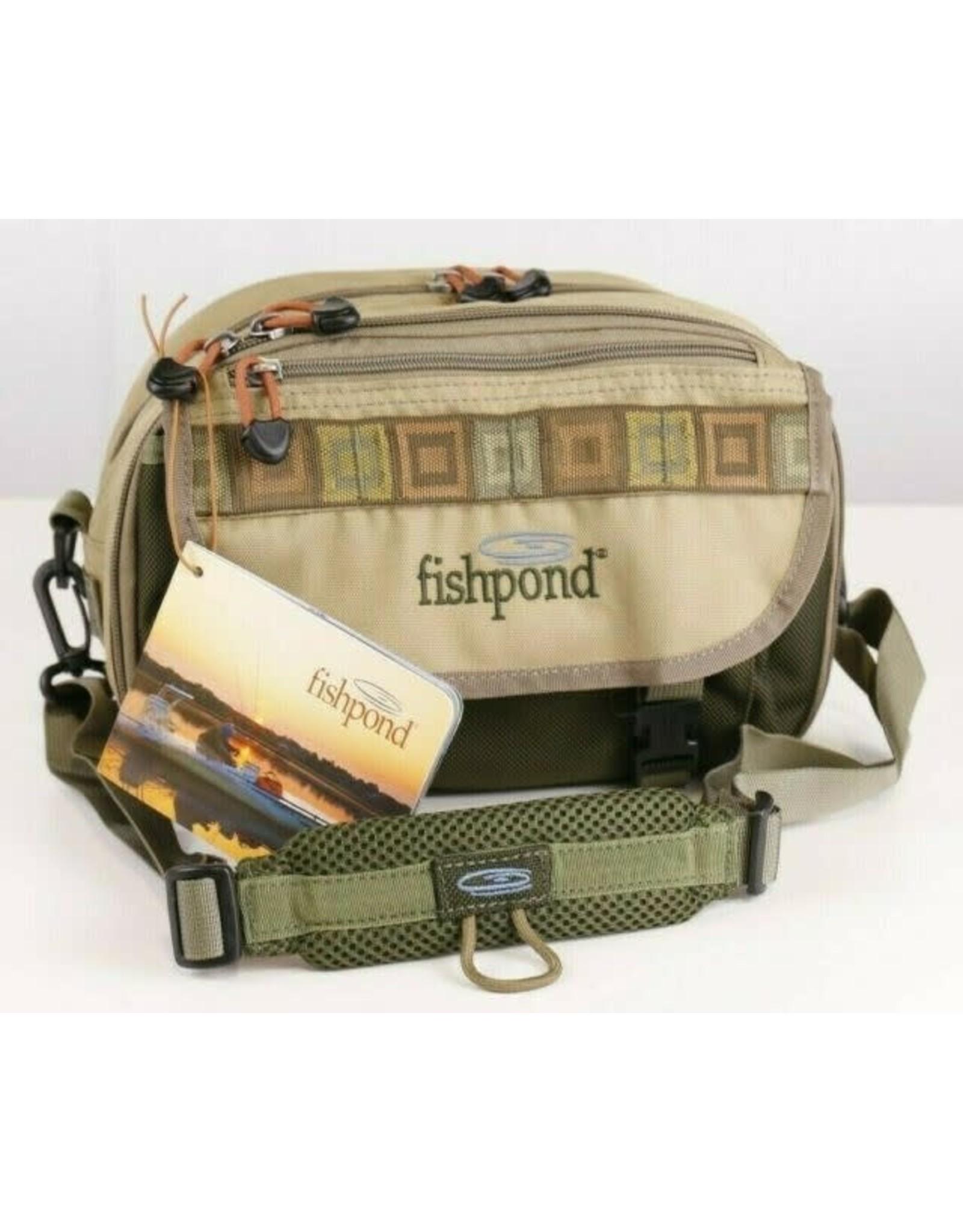 FISHPOND Fishpond Blue River Chest/Lumbar Pack