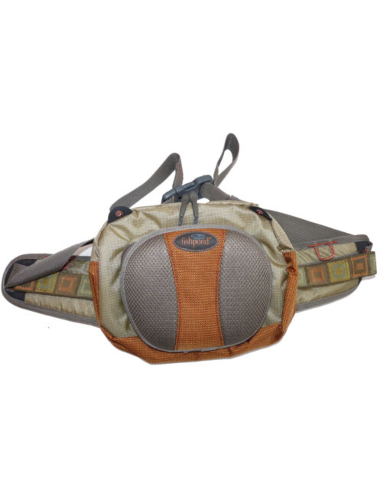 FISHPOND Fishpond Arroyo Chest Pack - Driftwood