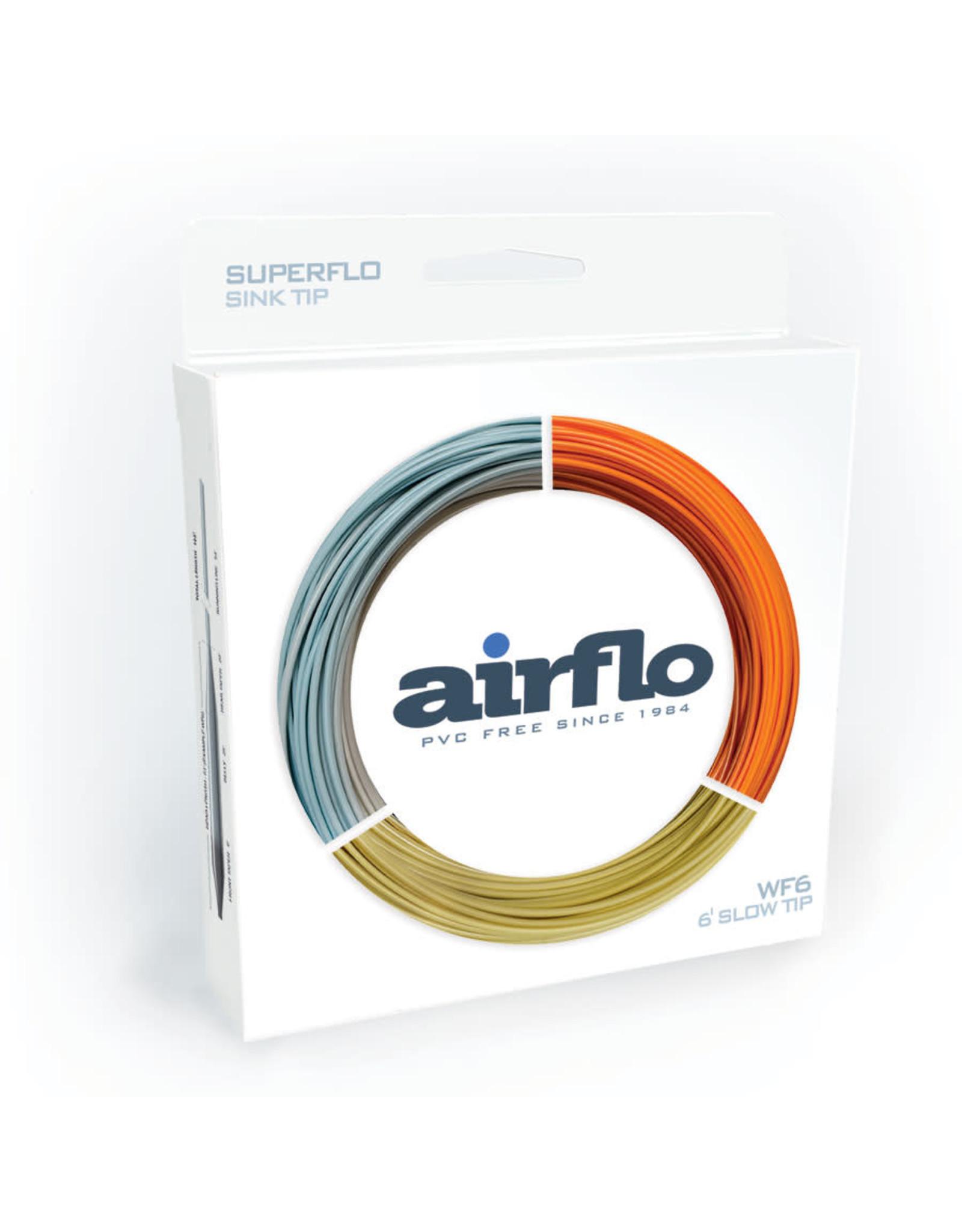 AIRFLO Airflo Superflo Mini Tip Fly Line - WF8 6' Fast
