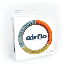 AIRFLO Airflo Superflo Mini Tip Fly Line - WF6 12' Fast