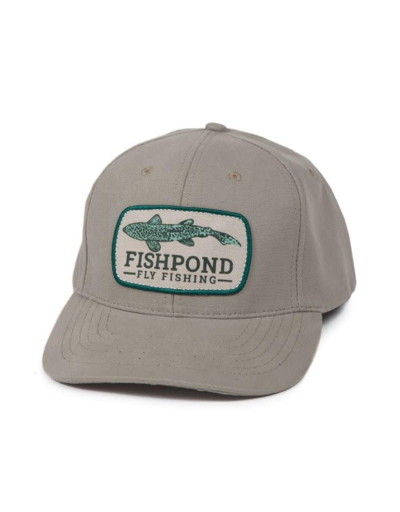 FISHPOND Fishpond Cruiser Trout Hat - Full Back - Chalk Bluff
