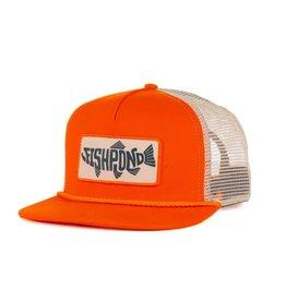 FISHPOND Fishpond Pescado Hat - Cutty Orange