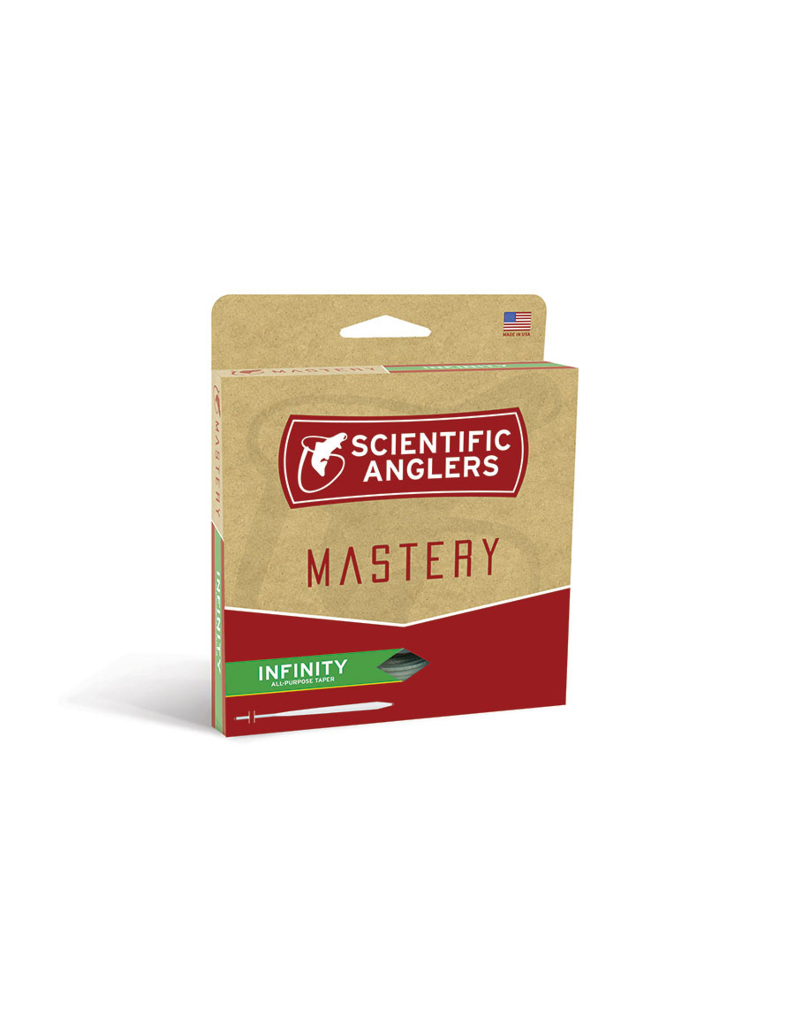 SCIENTIFIC ANGLERS Mastery Infinity