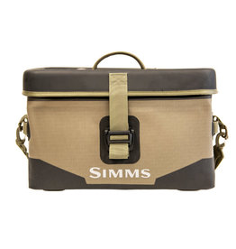SIMMS SIMMS DRY CREEK BOAT BAG LARGE - 40L TAN