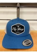 Kootenay Fly Shop Hats - B&W Logo