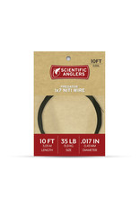 SCIENTIFIC ANGLERS Absolute Predator 35 LB  1x7 Nickel Titanium Wire
