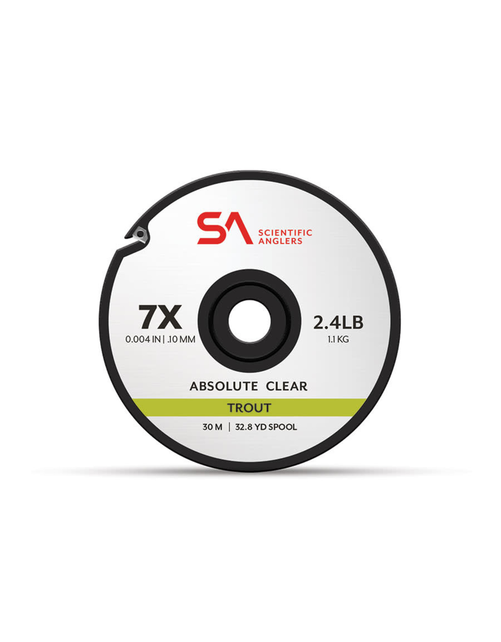 SCIENTIFIC ANGLERS Absolute Trout Tippet - 30 m