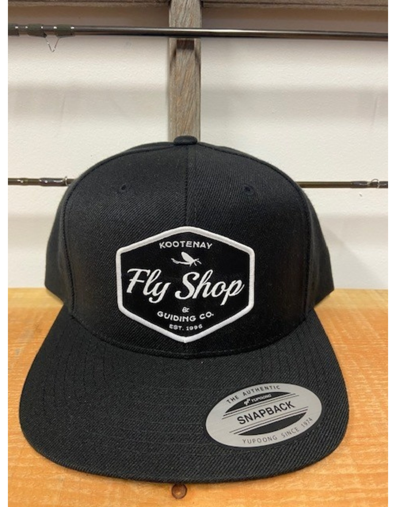 Kootenay Fly Shop Hats - Flat Bill