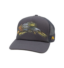 SIMMS SIMMS ARTIST SERIES FLY TRUCKER ANVIL
