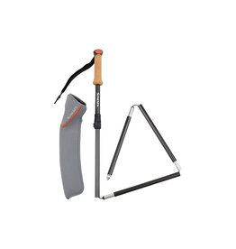 SIMMS PRO WADING STAFF CARBON ONE SIZE