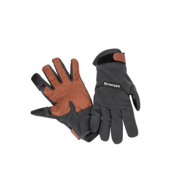 SIMMS Lightweight Wool Flex Glove - Carbon