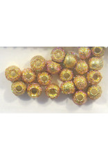 HARELINE DUBBIN Gritty Tungsten Beads