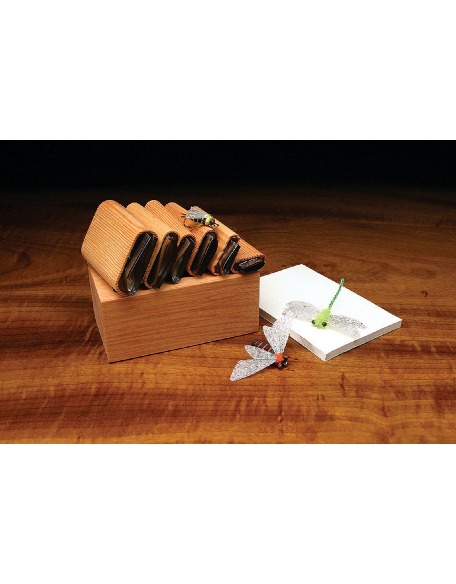 RIVER ROAD CREATIONS, INC Universal Bug Wing Cutters Complete Set