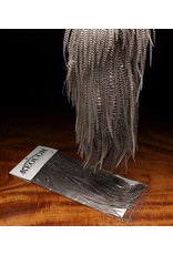 KEOUGH HACKLE Grade #1 Keough Grizzly Saddle #242 Natural