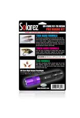 SOLAREZ Solarez Roadie Kit 3 Pack 5 Gram Kit Mini UVA Flashlight