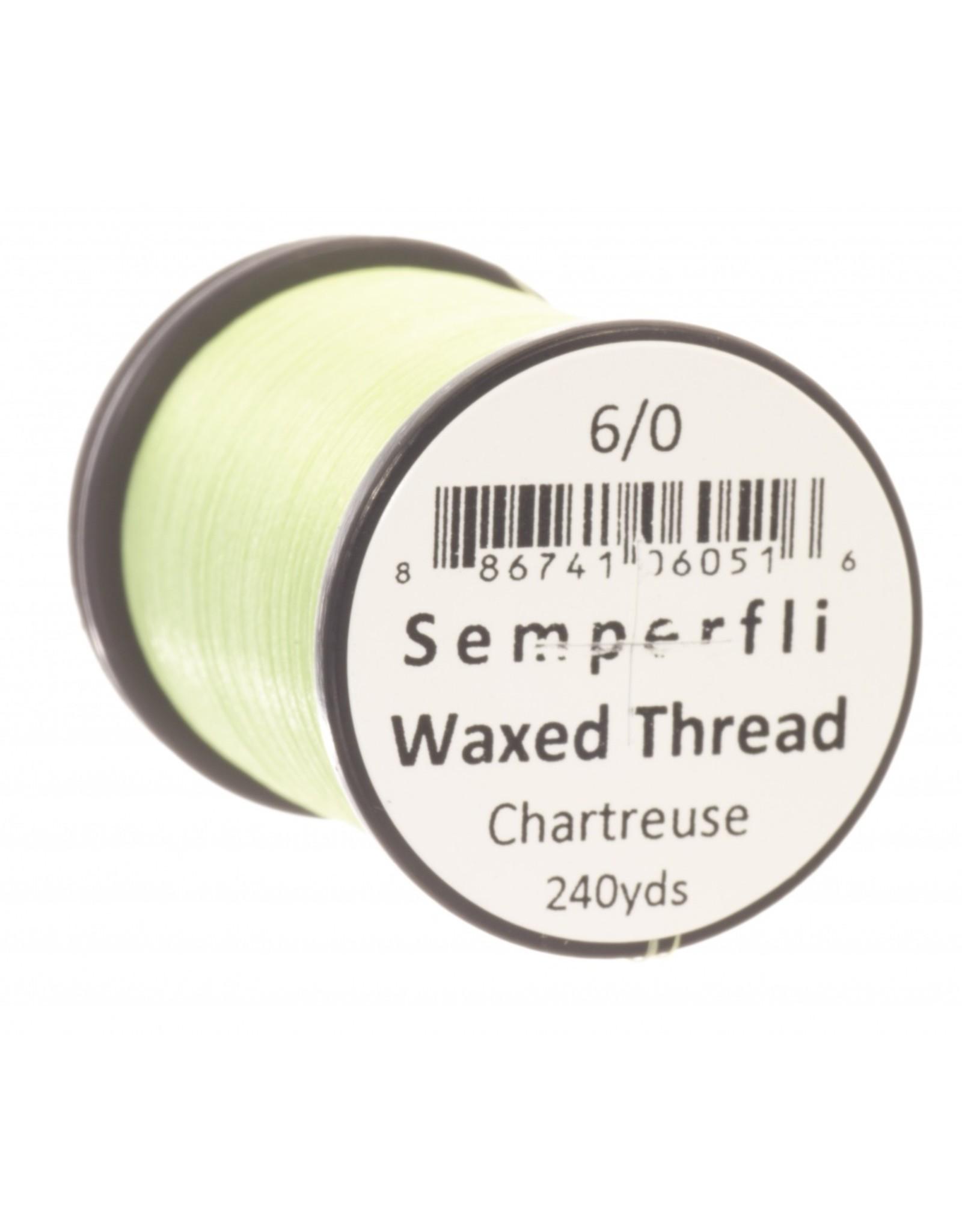 SEMPERFLI Classic Waxed Thread 6/0
