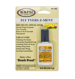 WAPSI FLY FLY TYERS Z-MENT