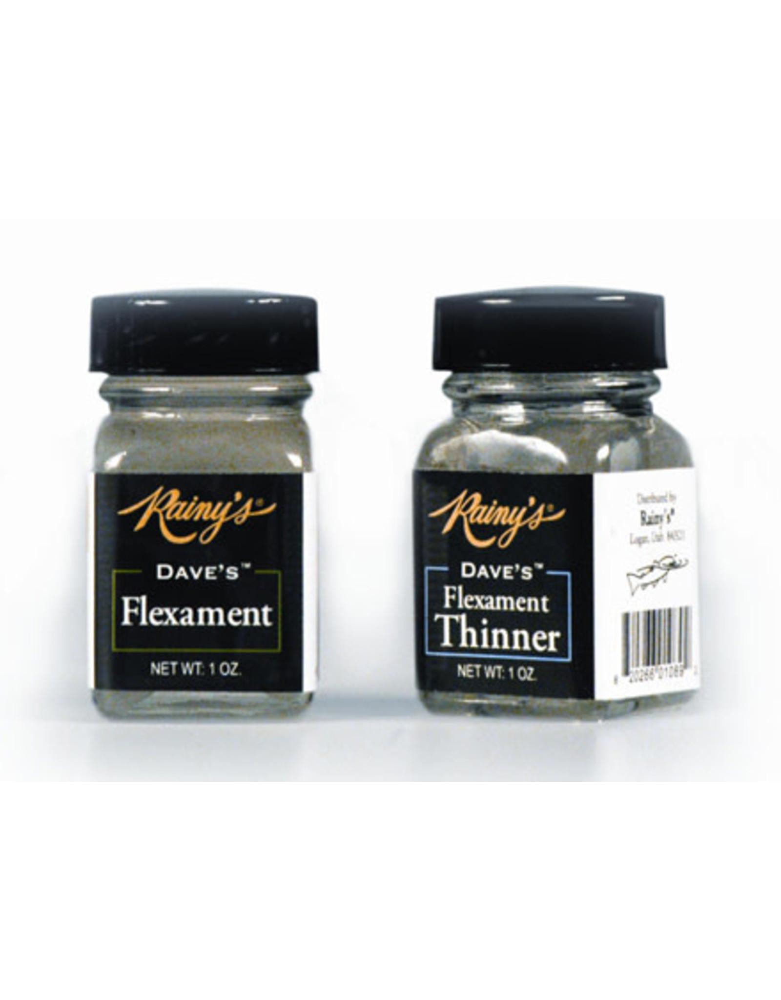 RAINY'S Dave's Flexament Thinner, 1 oz