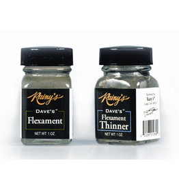 RAINY'S Dave's Flexament Thinner, 1 oz