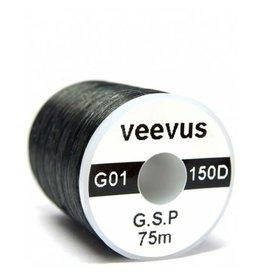 VEEVUS 150 Denier GSP Veevus #11 Black