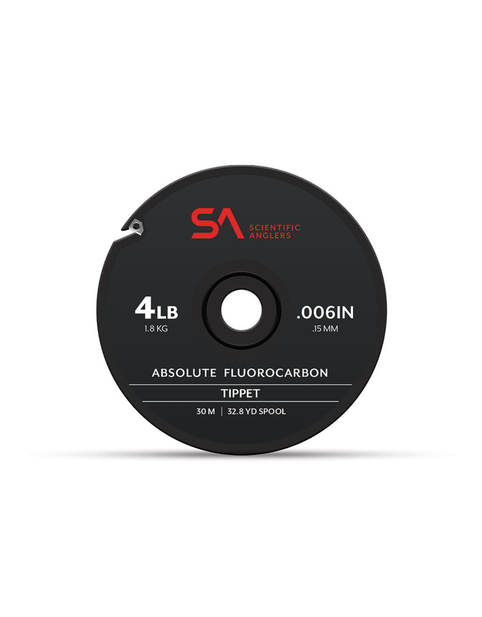 SCIENTIFIC ANGLERS Absolute Fluorocarbon Tippet 30M
