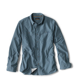 ORVIS Escape Long-Sleeve Shirt - Bay Blue