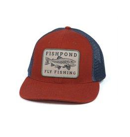 FISHPOND Las Pampas Hat - Redrock/Slate