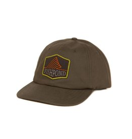 FISHPOND Dorsal Fin - Moss - Full Back Hat