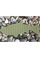 Silicon Fly Drying Boat Patch