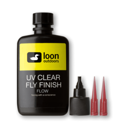 LOON OUTDOORS Loon UV Clear Fly Finish - 2 oz