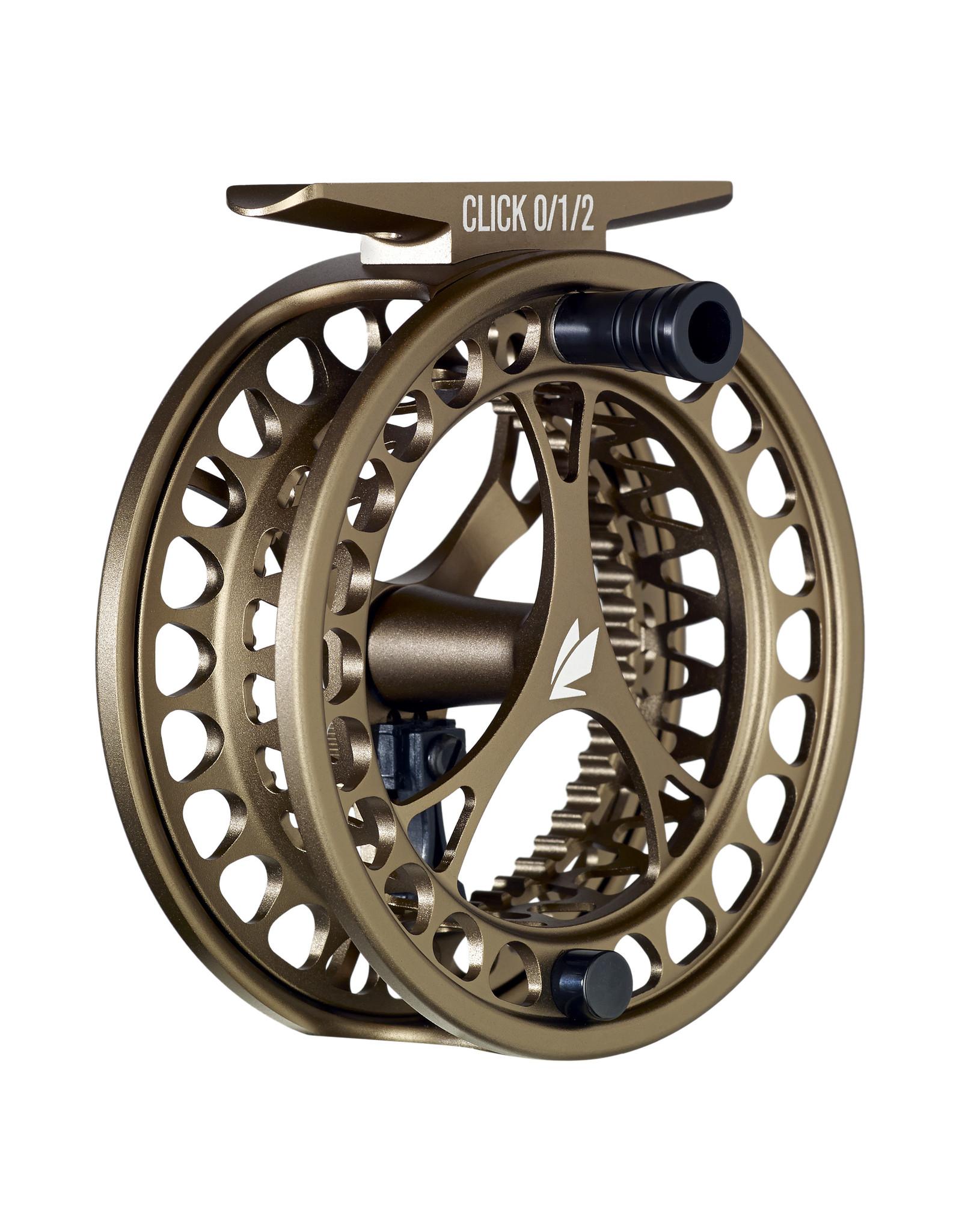SAGE Click 3/4/5 3-5 WT Reel Bronze