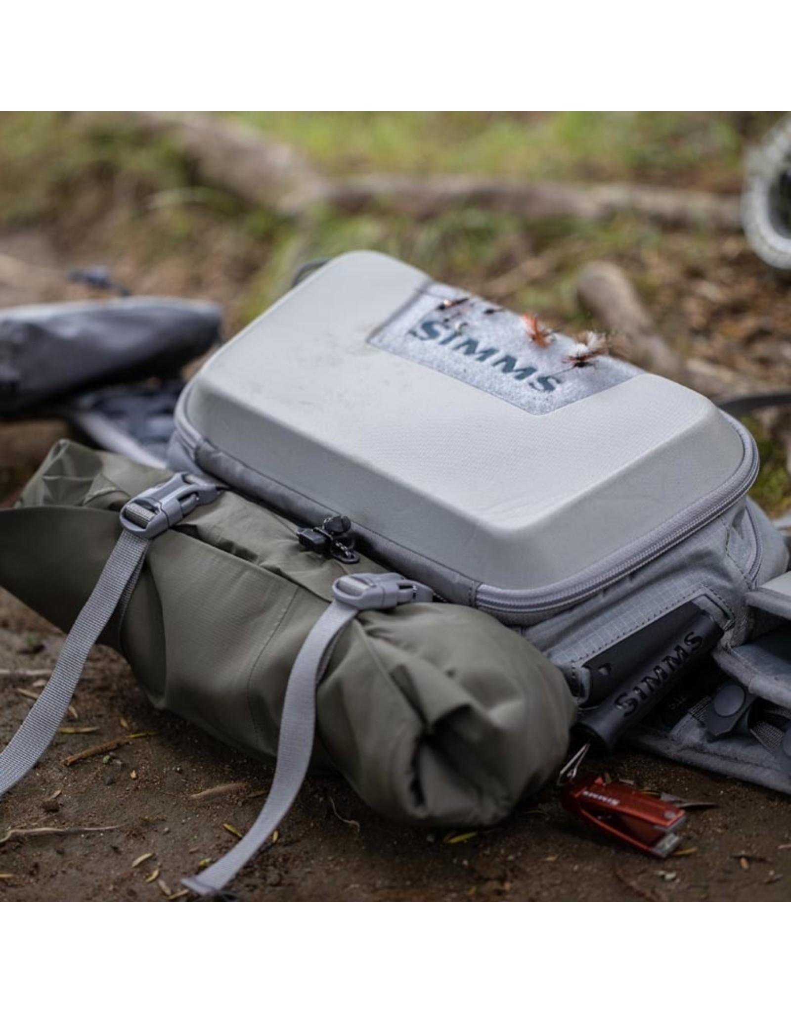 SIMMS Flyweight Hip Hybrid System Cinder One Size