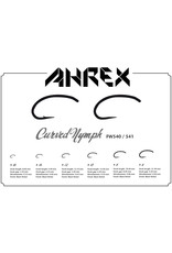 AHREX Ahrex FW541 Curved Nymph Barbless