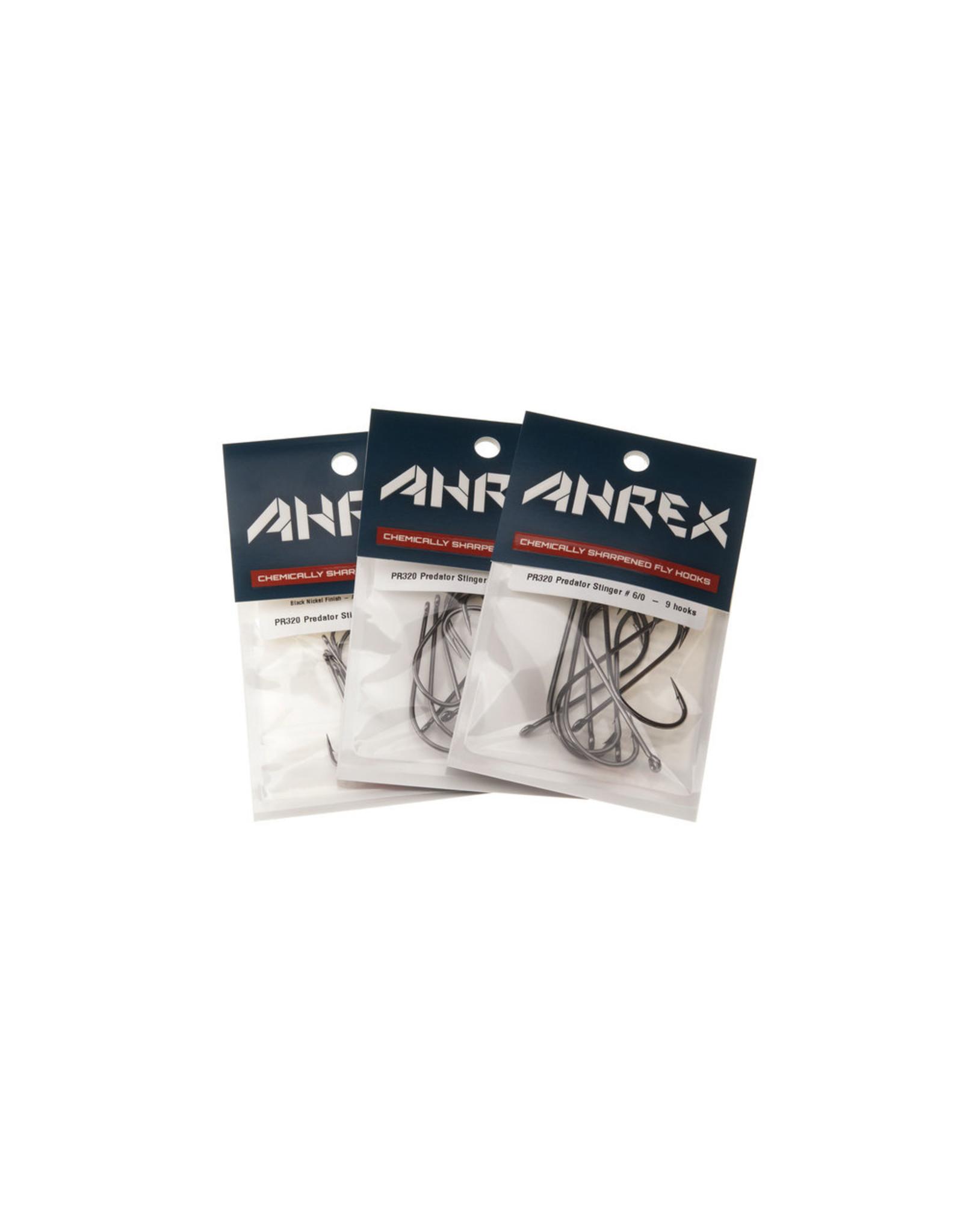 AHREX Ahrex PR320 Predator Stinger Hooks