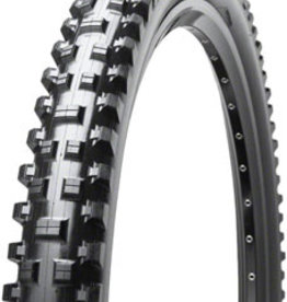 Maxxis Shorty Tire - 27.5 x 2.5, Tubeless, Folding, Black, 3C Maxx Grip, DH, Wide Trail