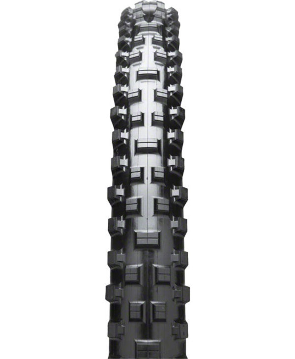 Shorty Tire - 27.5 x 2.5, Tubeless, Folding, Black, 3C Maxx Grip, DH, Wide Trail