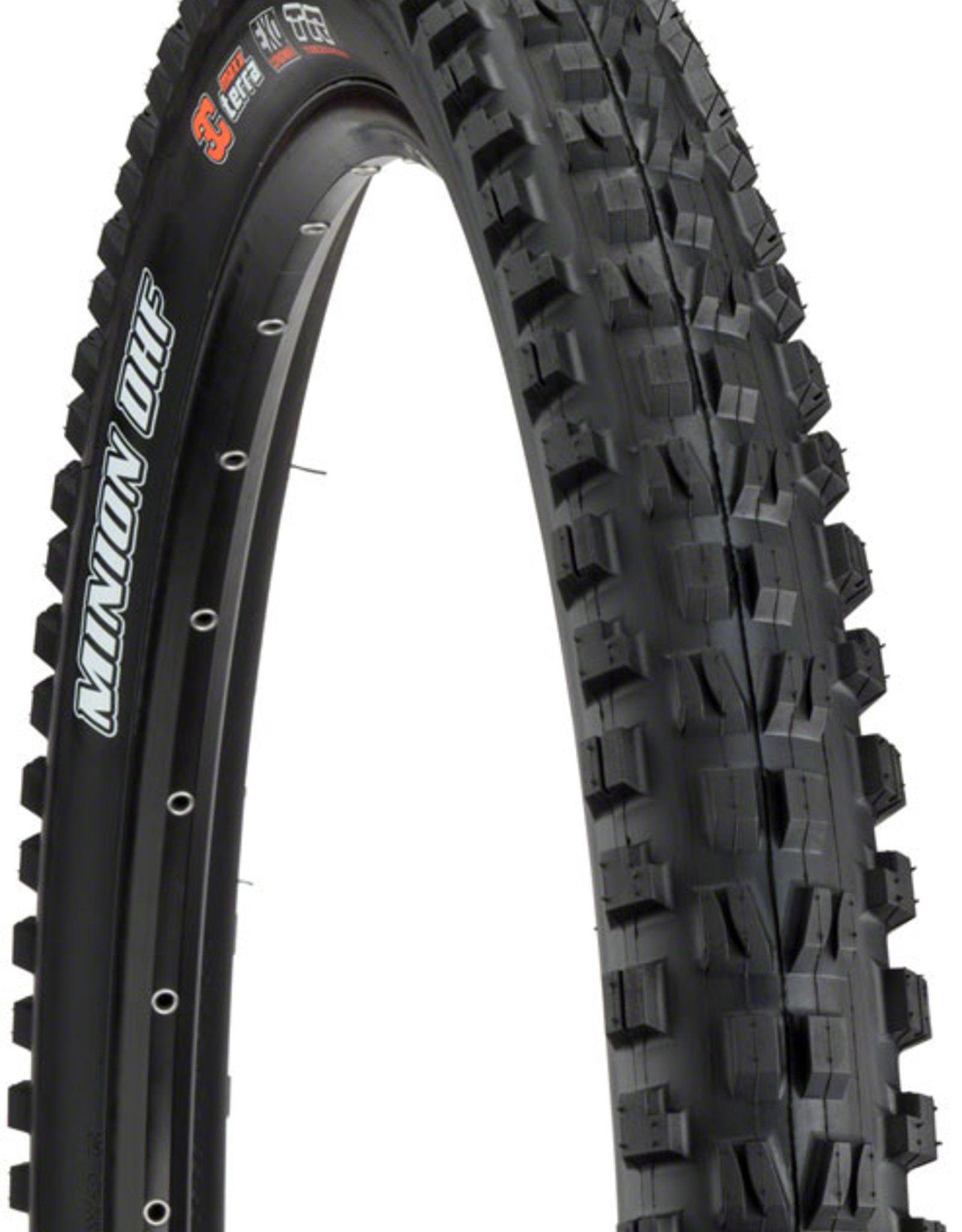 Maxxis Minion DHF Tire - 27.5 x 2.8, Tubeless, Folding, Black, 3C Maxx Terra, EXO