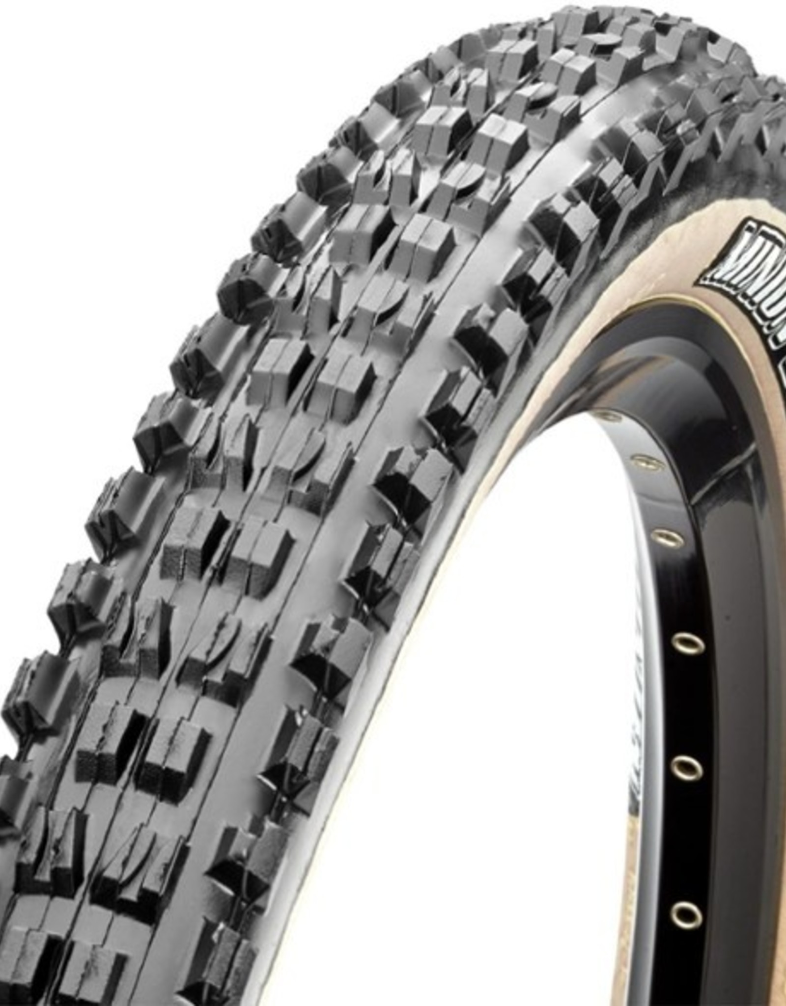 Maxxis Minion DHF Tire - 27.5 x 2.3, Tubeless, Folding, Black/Tan, 3C Maxx Terra, EXO