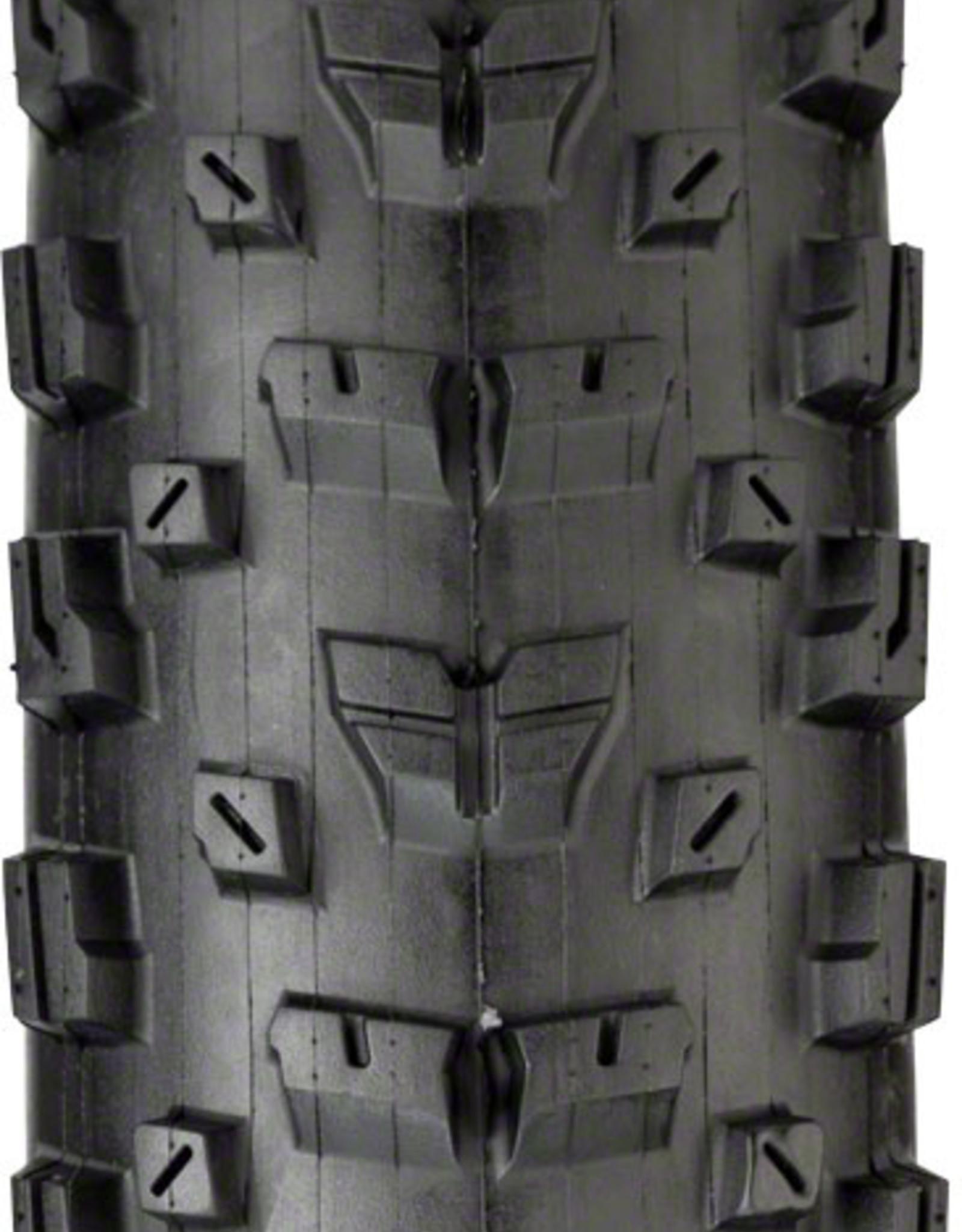 Maxxis Rekon Tire - 29 x 2.6, Tubeless, Folding, Black/Dark Tan, Dual, EXO, Wide Trail
