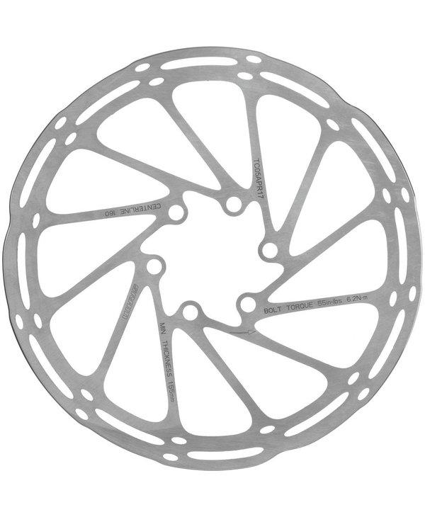 Centerline Disc Brakes Rotors, 200mm